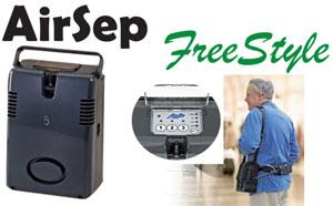 прибор «FreeStyle» (Airsep)