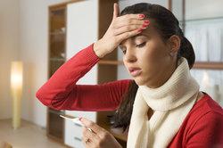 тест на грипп
