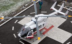 вертолетные площадки при больницах