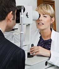 После операции двоится зрение катаракта