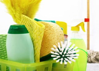 Спасаемся от аллергии на бытовую химию