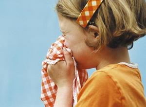 аллергия на среднем пальце