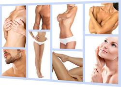 пластическая хирургия, различные хирургические методики