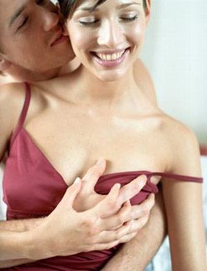 женские эрогенные зоны, молочные железы, грудь