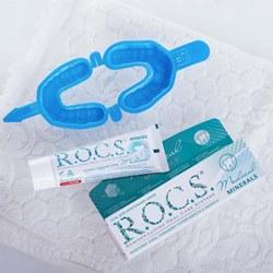 R.O.C.S.  представляет методику укрепления зубов в домашних условиях