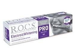 Уникальная новинка от R.O.C.S. — специальная зубная паста для электрических зубных щеток